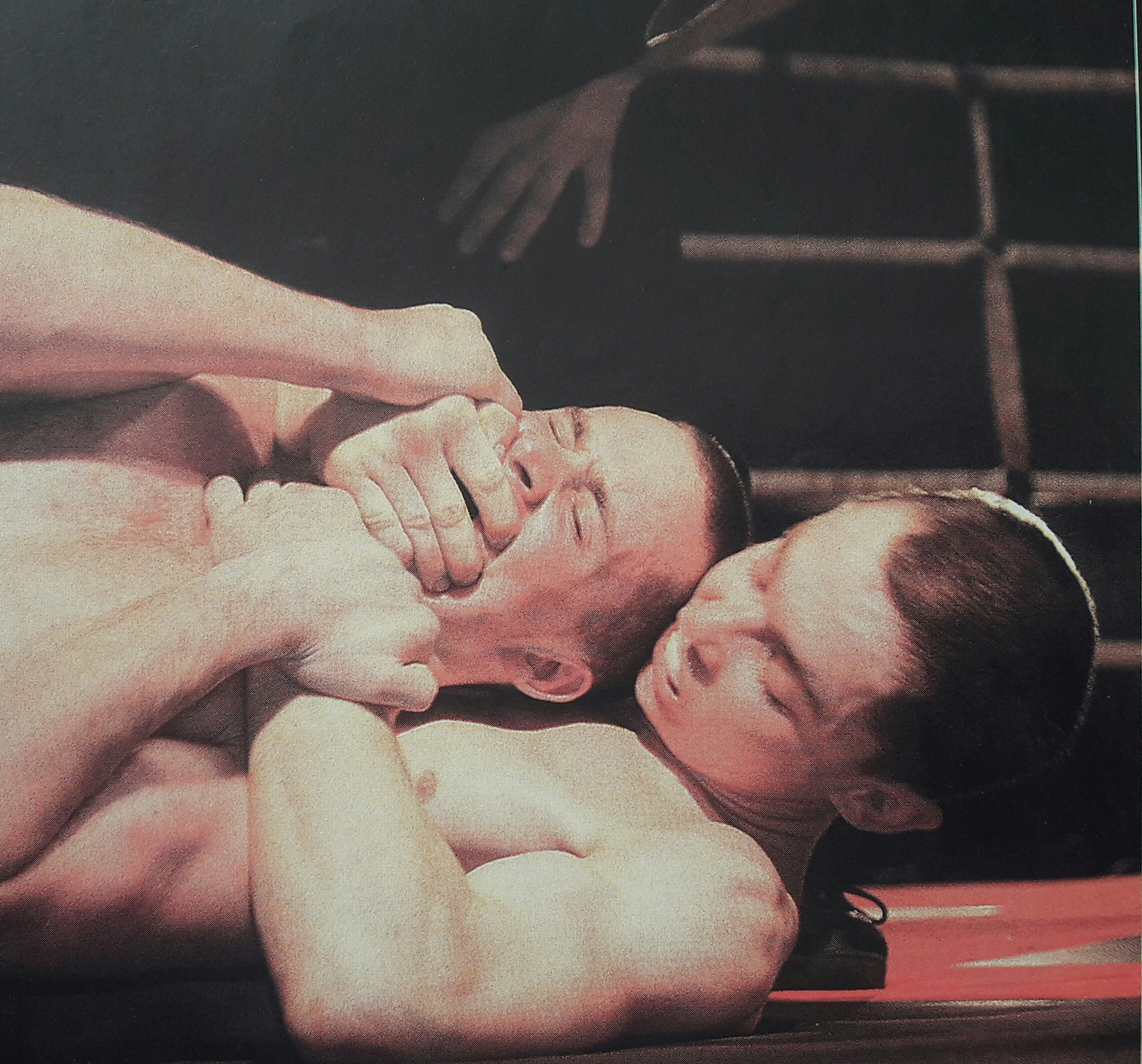 MMA Vale Tudo 1995