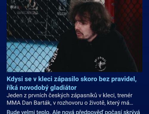 Rozhovor pro seznam.cz