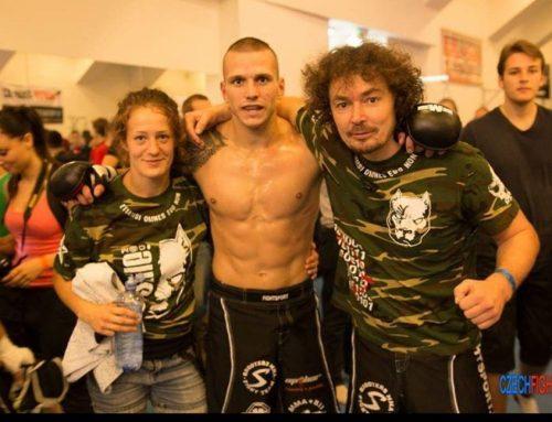 Když se ocitnete v prazvláštním cizím světě MMA. Jak byste bojovali vy?
